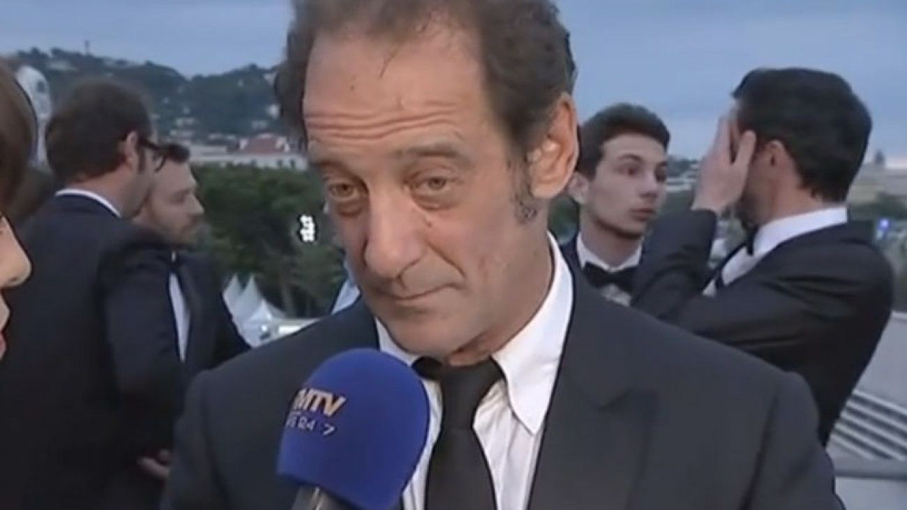 VINCENT LINDON. Prix d'interprétation masculine