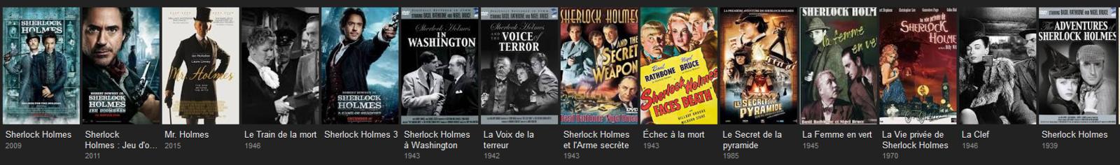 SIR ARTHUR CONAN DOYLE / AUTEUR DE SHERLOCK HOLMES