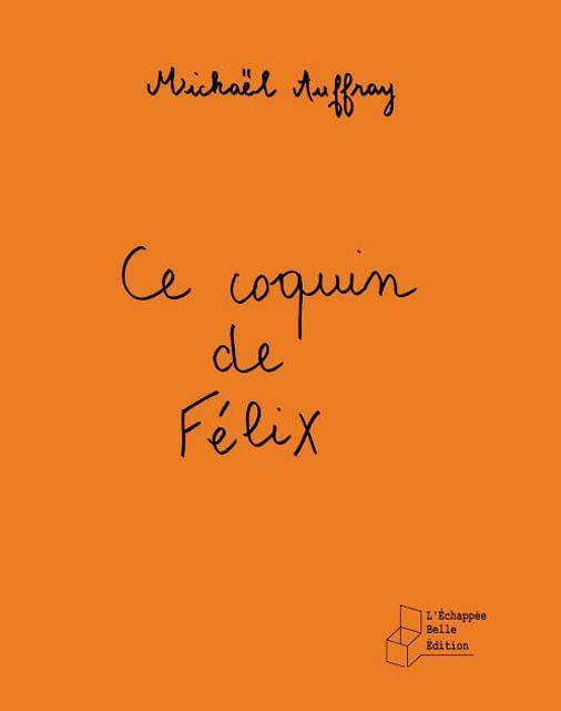 Mickaël Auffray CE COQUIN DE FELIX Nouvelles / LITTERATURE