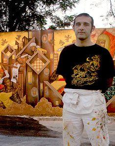 STELIOS FAITAKIS / STREET ART / ARTS PLASTIQUES