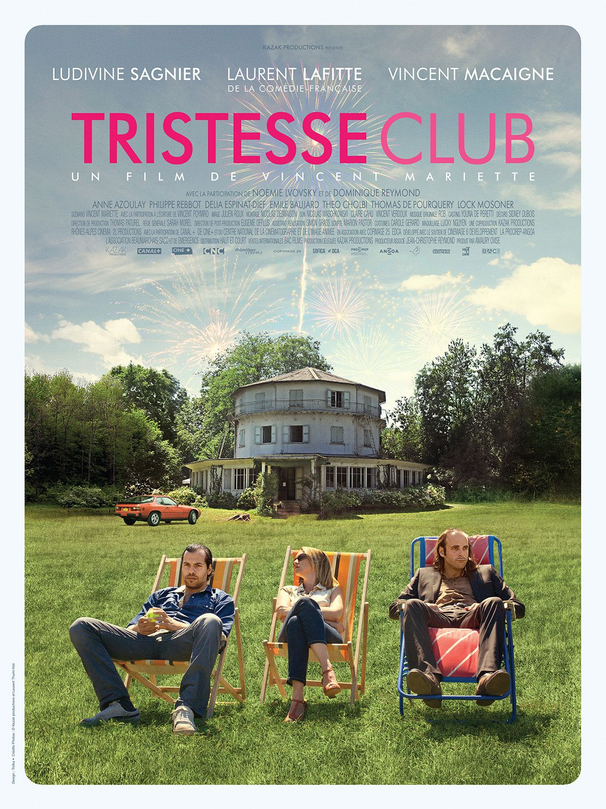 TRISTESSE CLUB / CINEMA / VINCENT MARIETTE / 2014