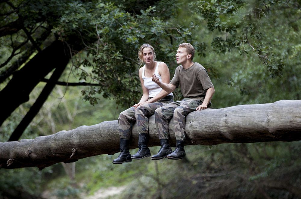 LES COMBATTANTS / CINEMA / THOMAS CAILLET
