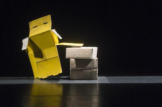 Mummenschanz Nouveau spectacle 2015 au Théâtre Antoine du 3 au 12 juillet 2015 / THEATRE / ACTUALITES