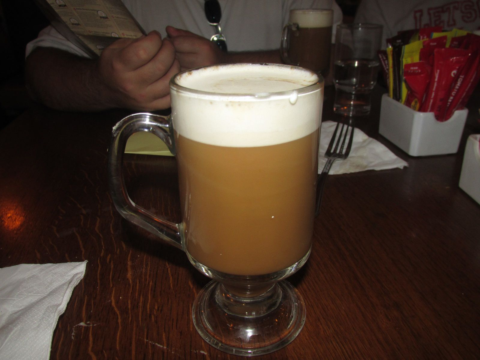 LE TRADITIONNEL IRISH COFFEE