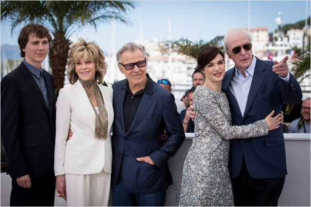 Youth : Photo promotionnelle Harvey Keitel, Jane Fonda, Michael Caine, Paul Dano, Rachel Weisz