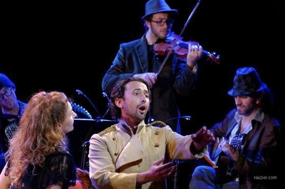 Carmen à Tout Prix, avec Mathieu Sempéré, au Théâtre Trévise dès le 01/10 / THEATRE / ACTUALITES