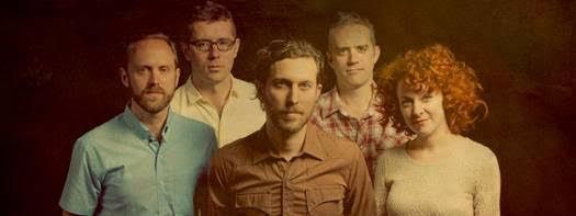 GREAT LAKE SWIMMERS au Pop Up du Label le 08/10/15 / CHANSON MUSIQUE / ACTUALITES