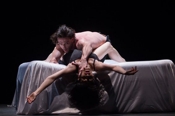 Pietragalla Derouault, nouveau spectacle, Je t'ai Rencontré Par Hasard aux Folies Bergère du 09 au 21/02 / DANSE / ACTUALITES