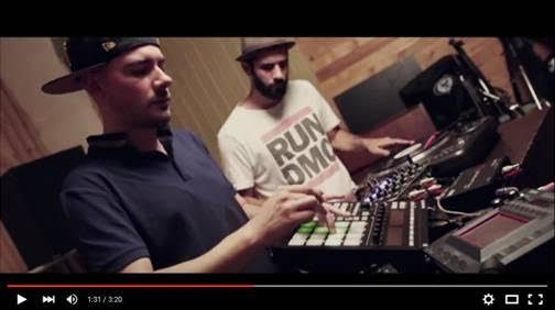 SCRATCH BANDITS CREW  / VIDEO MUSICALE / ECOUTE