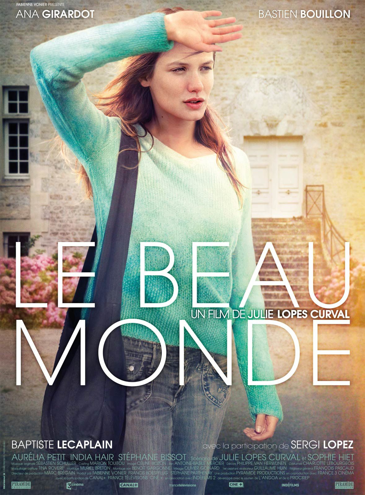 LE BEAU MONDE / CINEMA / Julie Lopes-Curval . 2014