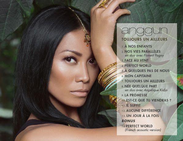 Anggun &amp&#x3B; Florent Pagny, le clip de Nos Vies Parallèles / CHANSON MUSIQUE / VIDEO MUSICALE