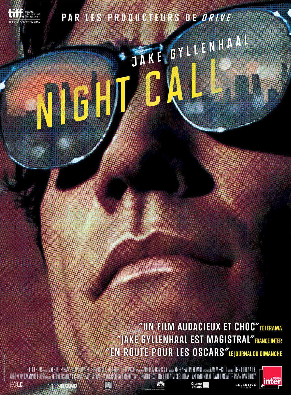 NIGHT CALL / CINEMA / Dan Gilroy. 2014