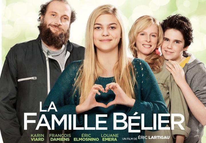 LA FAMILLE BELIER / CINEMA /  Éric Lartigau. 2014