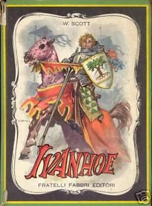 IVANHOE / WALTER SCOTT / GRAVURES ANCIENNES / litterature / cinema