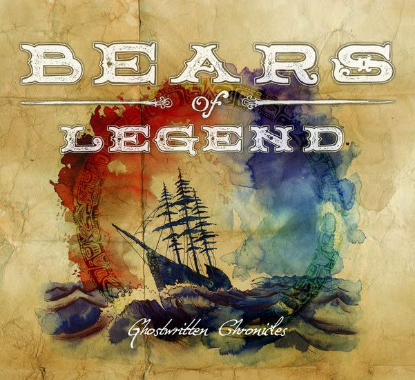 Bears of Legend, nouvel album // le clip de When I saved you from the sea / CHANSON MUSIQUE / ECOUTE