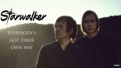 Nouvel Extrait // Starwalker // Everybody's got their own way / CHANSON MUSIQUE / ACTUALITE / ECOUTE