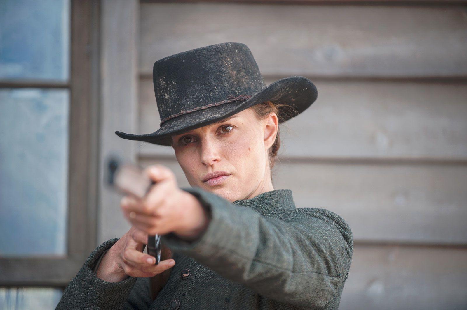 JANE GOT A GUN / CINEMA / GAVIN O'CONNOR. 2016 / WESTERN