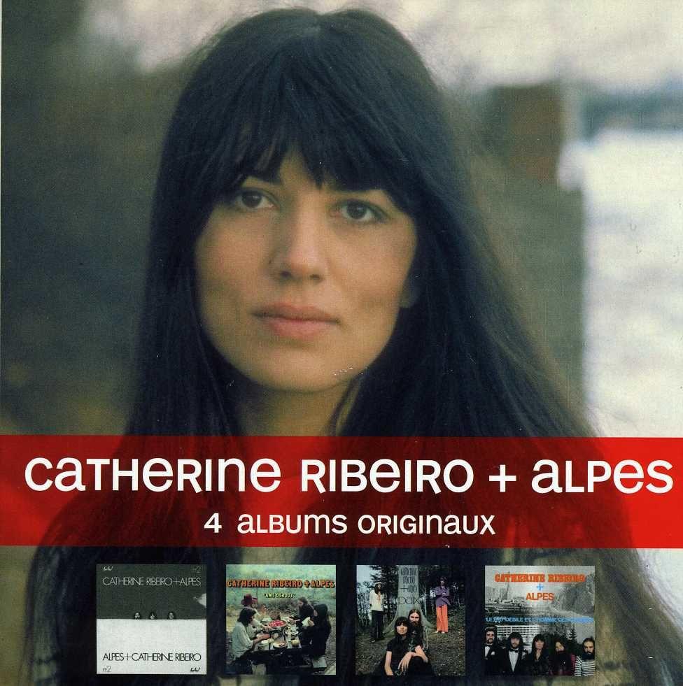 CATHERINE RIBEIRO / CHANSON FRANCAISE / ECOUTE
