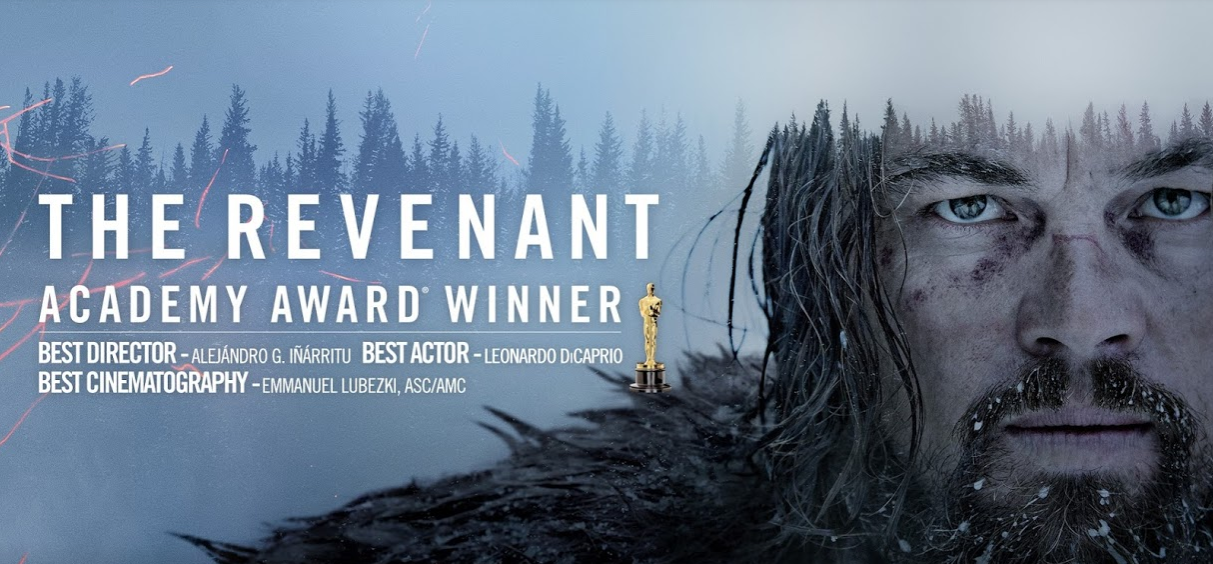 THE REVENANT / CINEMA / Alejandro González Iñárritu. 2016
