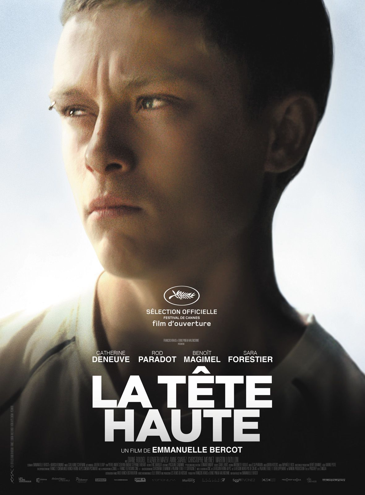 LA TETE HAUTE / CINEMA / EMMANUELLE BERCOT. 2015