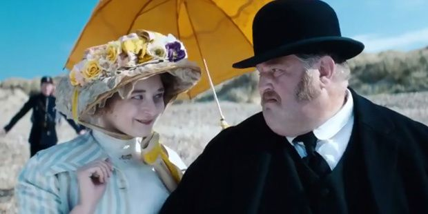 Didier Desprès fait revivre le personnage d'Oliver Hardy, mais avec l'accent du nord.
