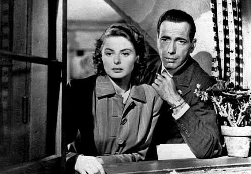 CASABLANCA / CINEMA / MICHAEL CURTIZ. 1942