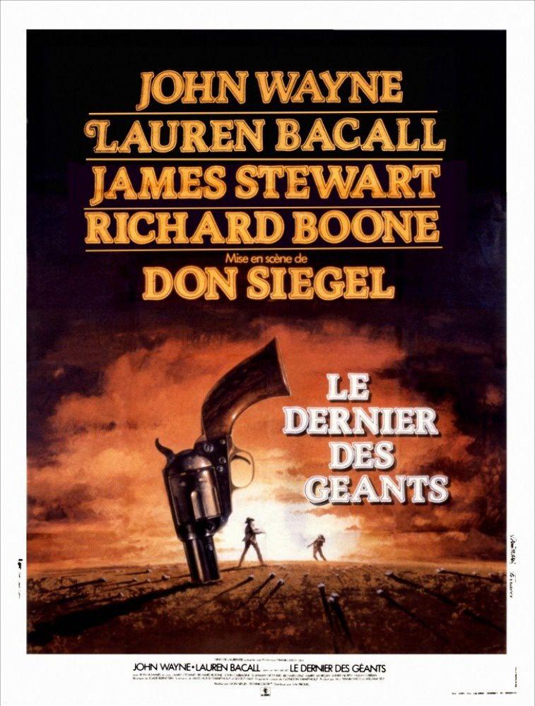 Le Dernier des Géants / CINEMA / DON SIEGEL. 1976