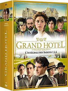 GRAND HOTEL / SERIE ESPAGNOLE DE 2011 / FACON DOWNTON ABBEY