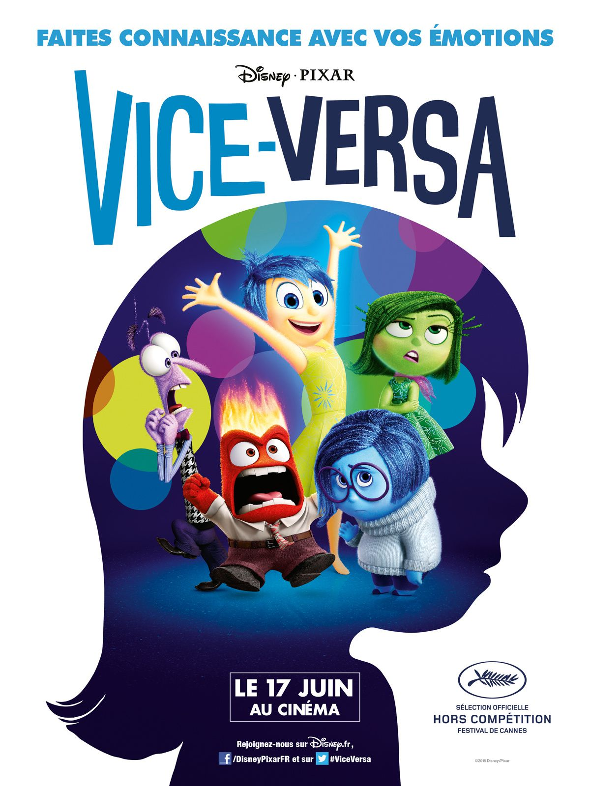 vice versa ☆ Disney Films ☆ films d'animation ☆ Films d'animation complet en Francais