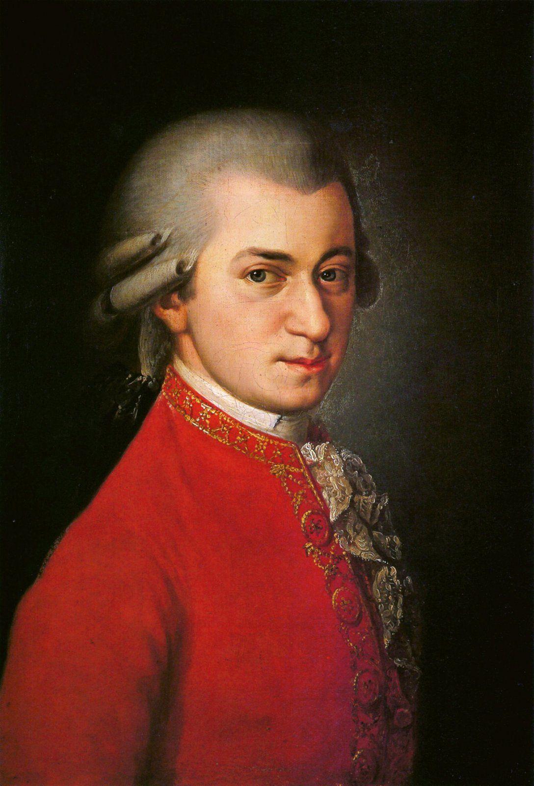 Wolfgang Amadeus Mozart / MUSIQUE
