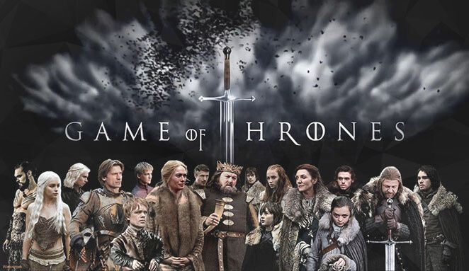 Game of Thrones Season 6 / BETISIER / SERIE TELE
