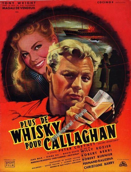 Plus de whisky pour Callaghan (FR) / CINEMA / FILM COMPLET