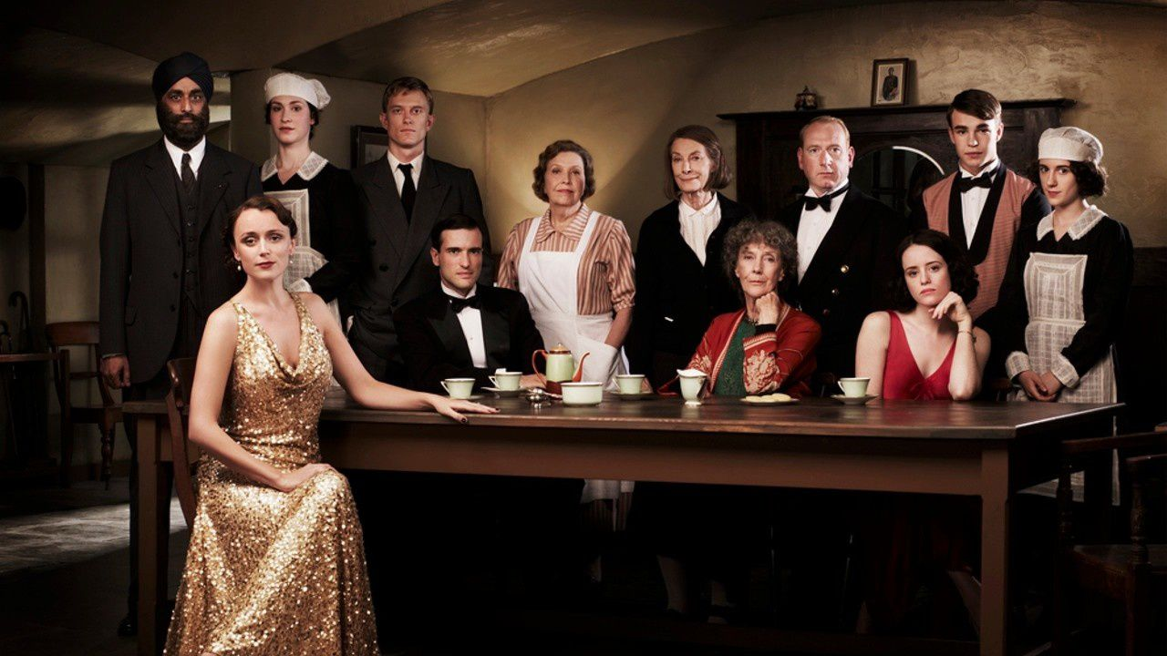 Upstairs / downstairs - Maîtres et valets / série TV