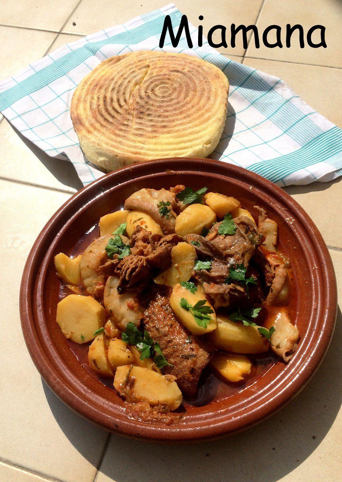 Tripes à l'algérienne