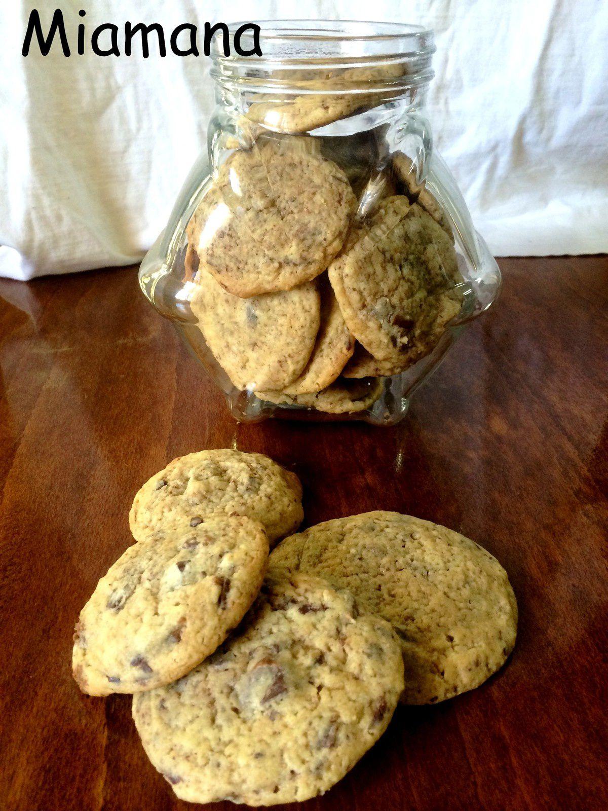 Cookies Laura Todd aux deux chocolats