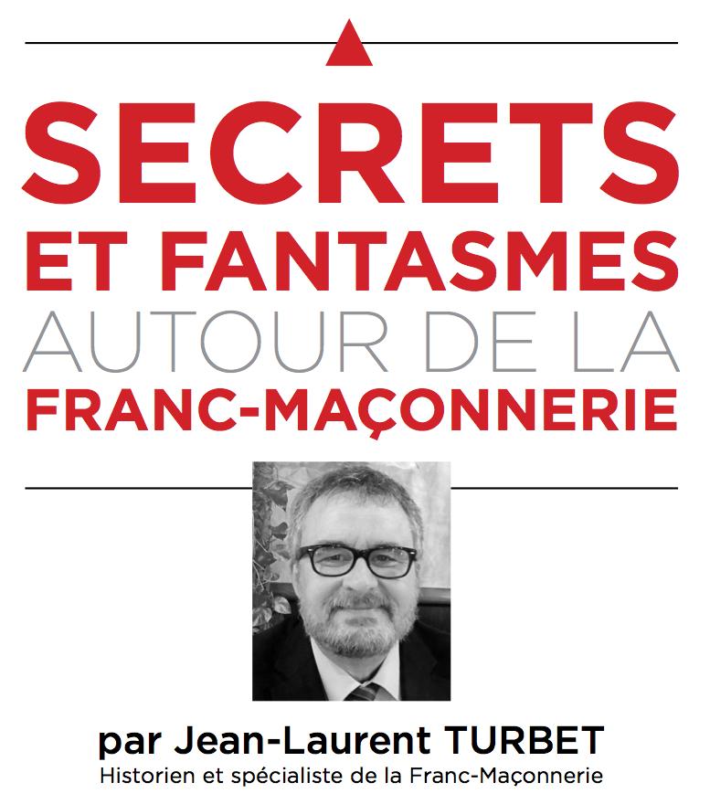 &quot&#x3B;Secrets et fantasmes autour de la Franc-Maçonnerie&quot&#x3B;, conférence de Jean-Laurent Turbet le 26 novembre 2014 au Café Figue à Paris