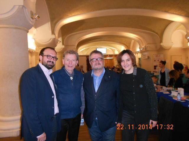 2 CAL 1. Mythes et légendes maçonniques : Psychanalyse et imaginaire. Avec Jean-Luc Maxence et Frédéric Vincent. 27 mars 2015 à 20 heures.