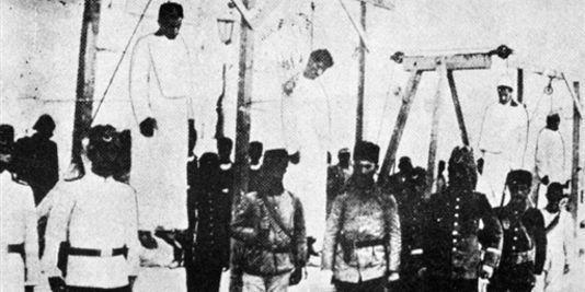 DH : Communiqué sur le Génocide arménien.
