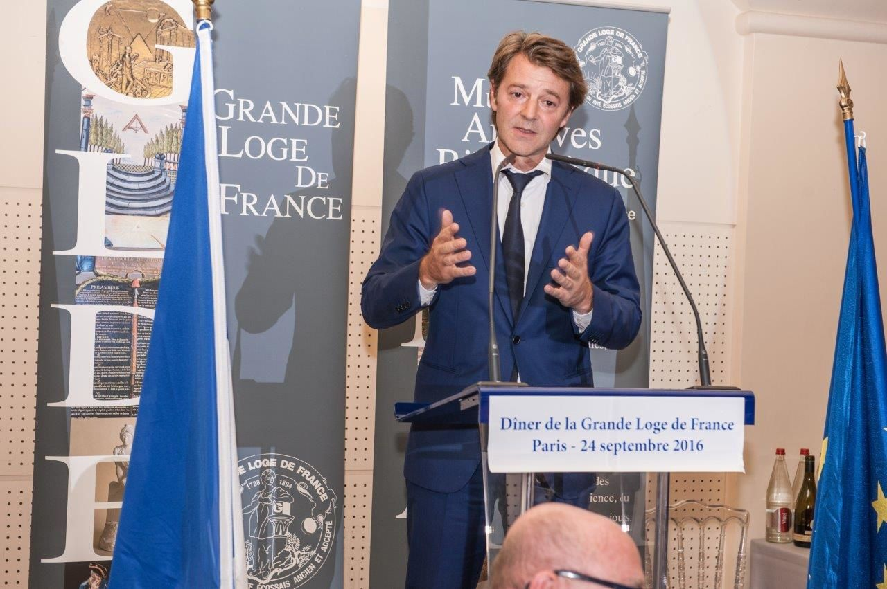 Intervention de François Baroin, président de l'association des Maires de France.