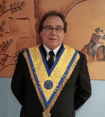GLMU : Alain Tirard réélu Grand Maître lors du Convent d'octobre 2016.