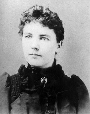 Laura Ingalls Wilder : la fille de Charles et Caroline. Celle qui a écrit toute l'histoire de sa famille.