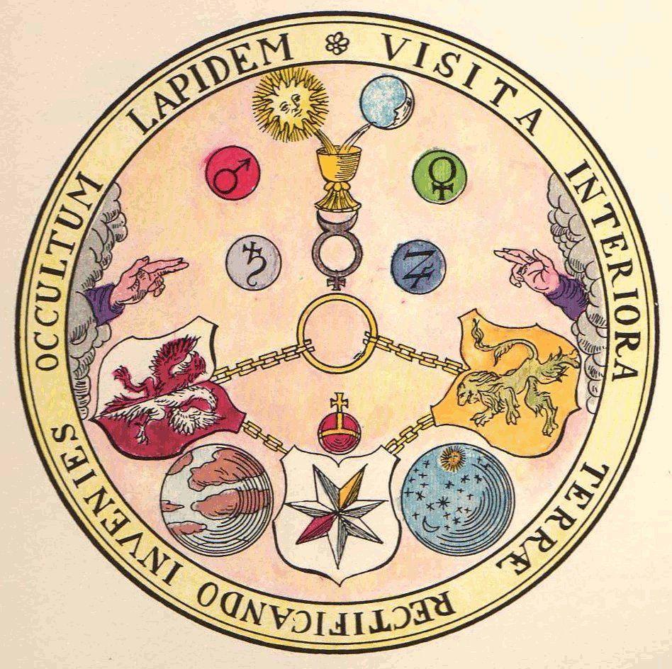 1,2,3 Soleil ! « Alchimie, alchimistes, d'hier …et d'aujourd'hui »