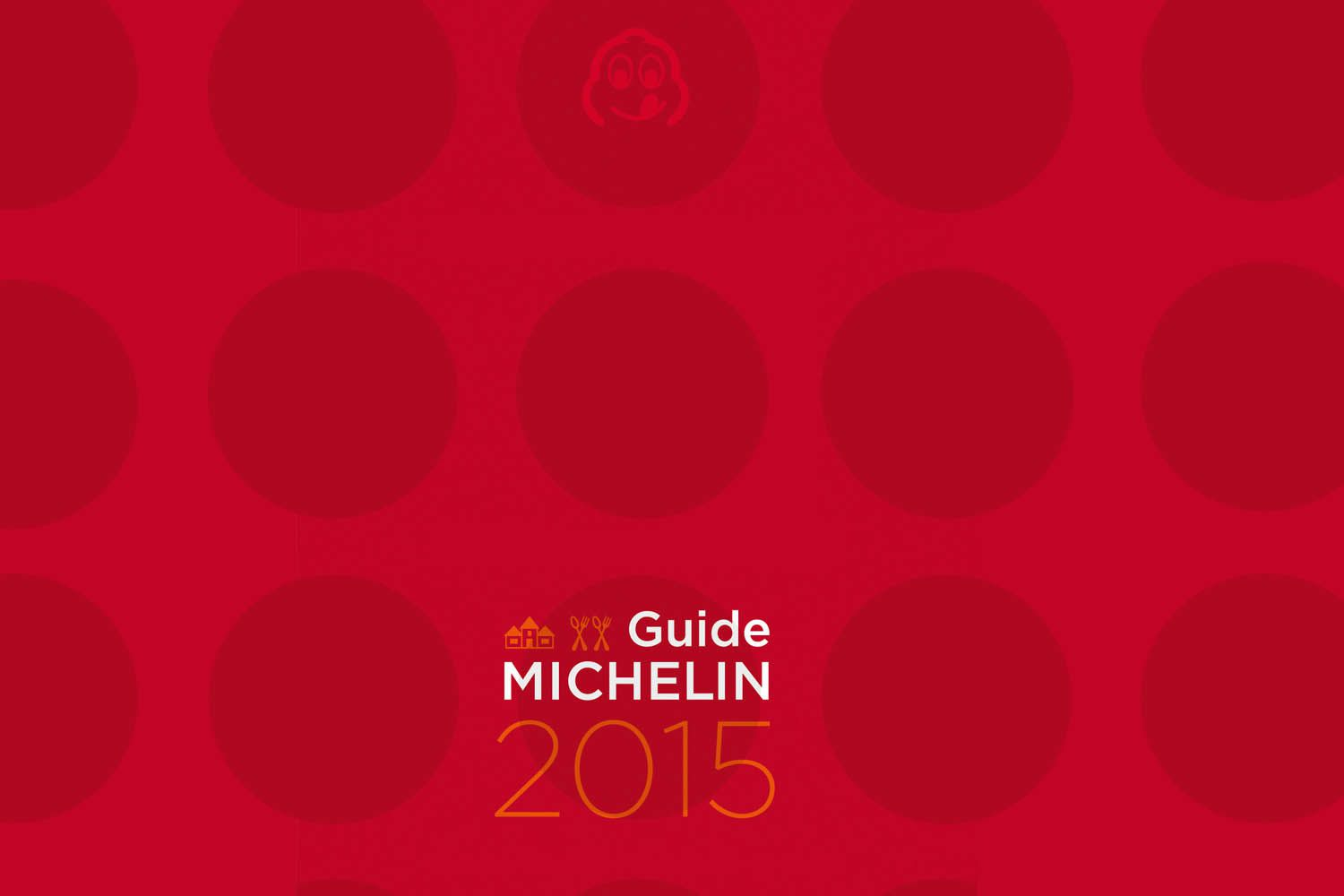 Le Palmarès du guide Michelin 2015.