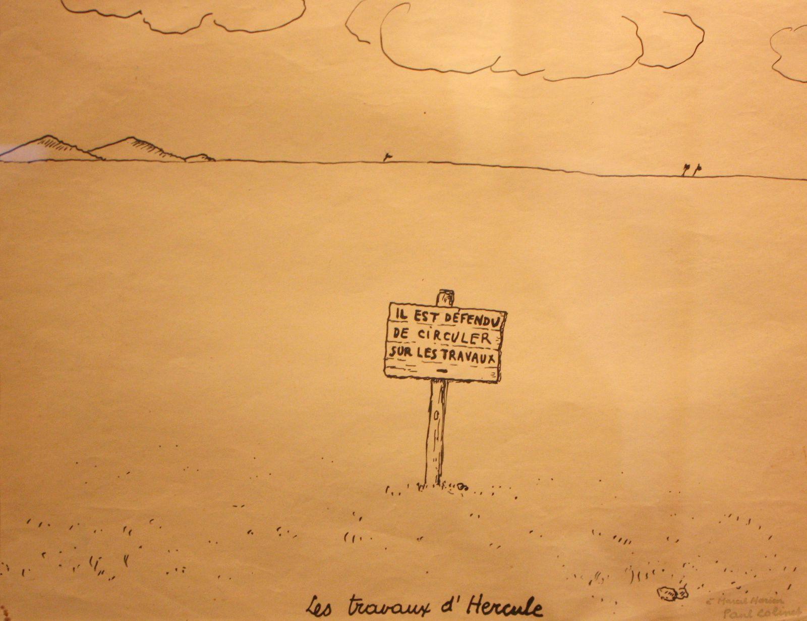 Paul Colinet, les travaux d'hercule, 1942