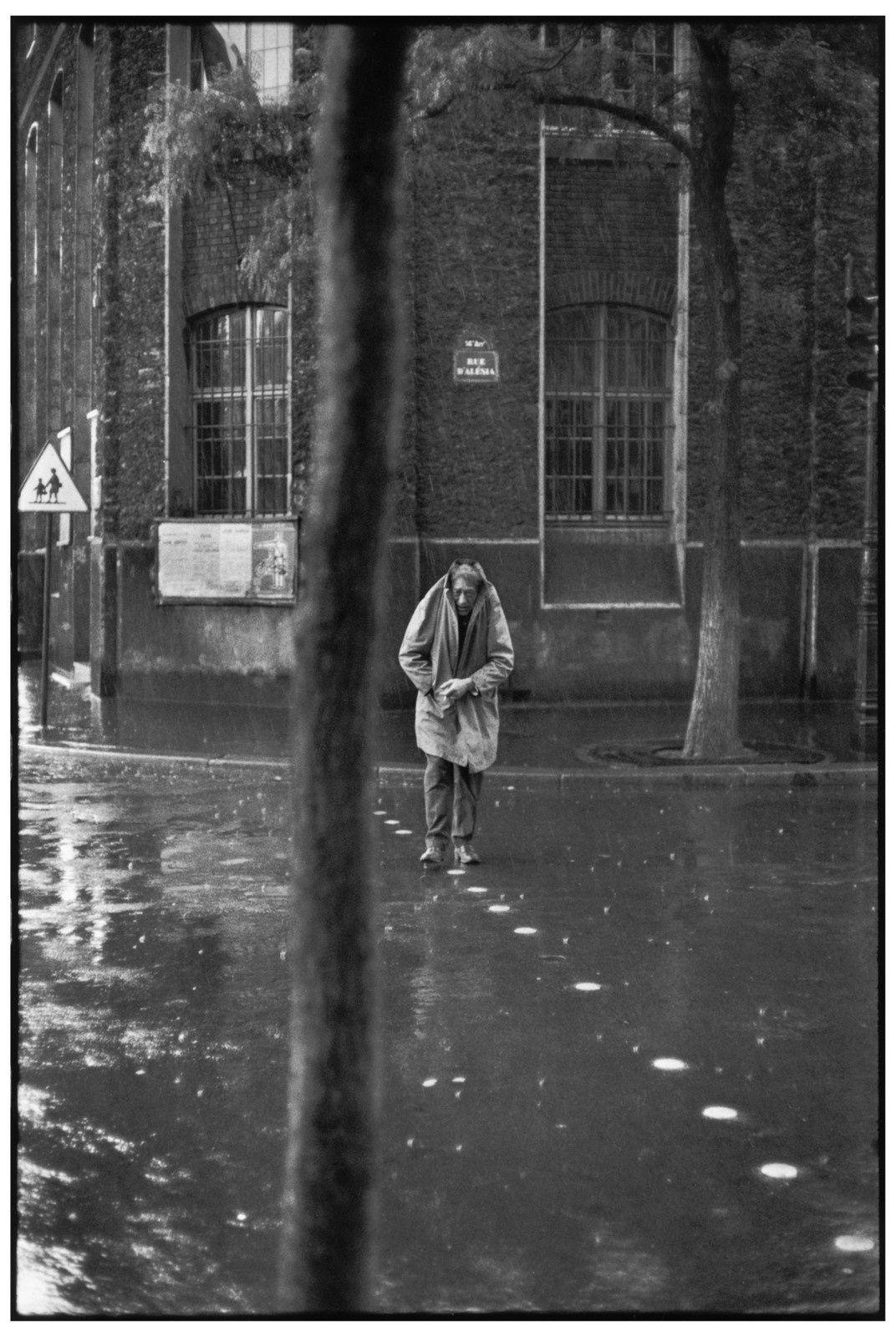 Alberto Giacometti, 1961