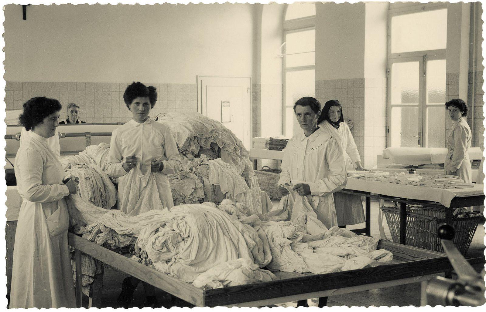 Laverie de l'hopital de Picauville