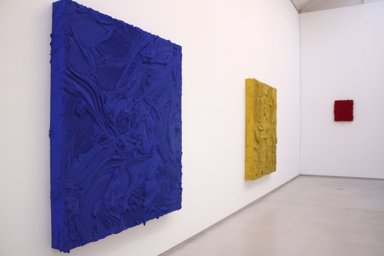 "Expo Peinture Contemporaine: Jason MARTIN "" Gestural Ubiquity """