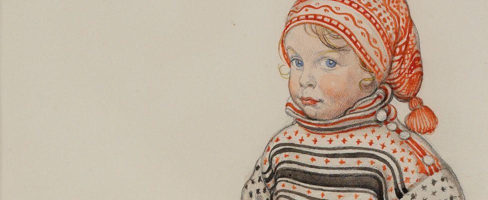 Expo Artiste du  XX ème Siècle: Carl LARSSON « L'imagier de la Suède »