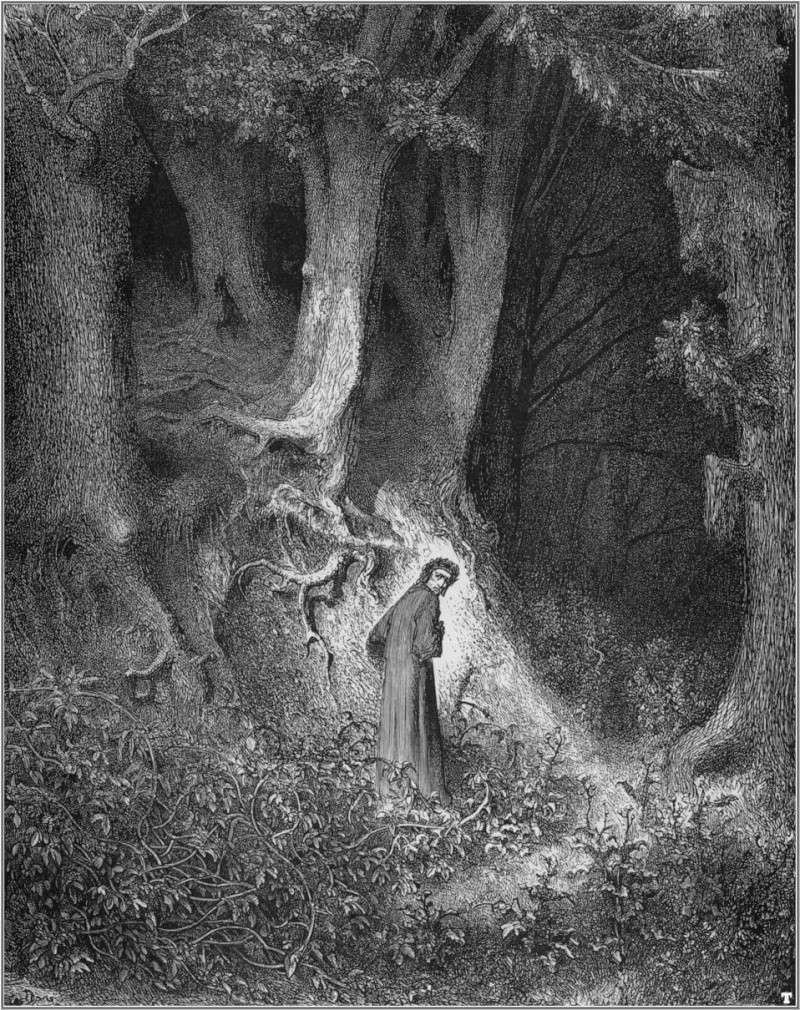 La divine comédie Dante