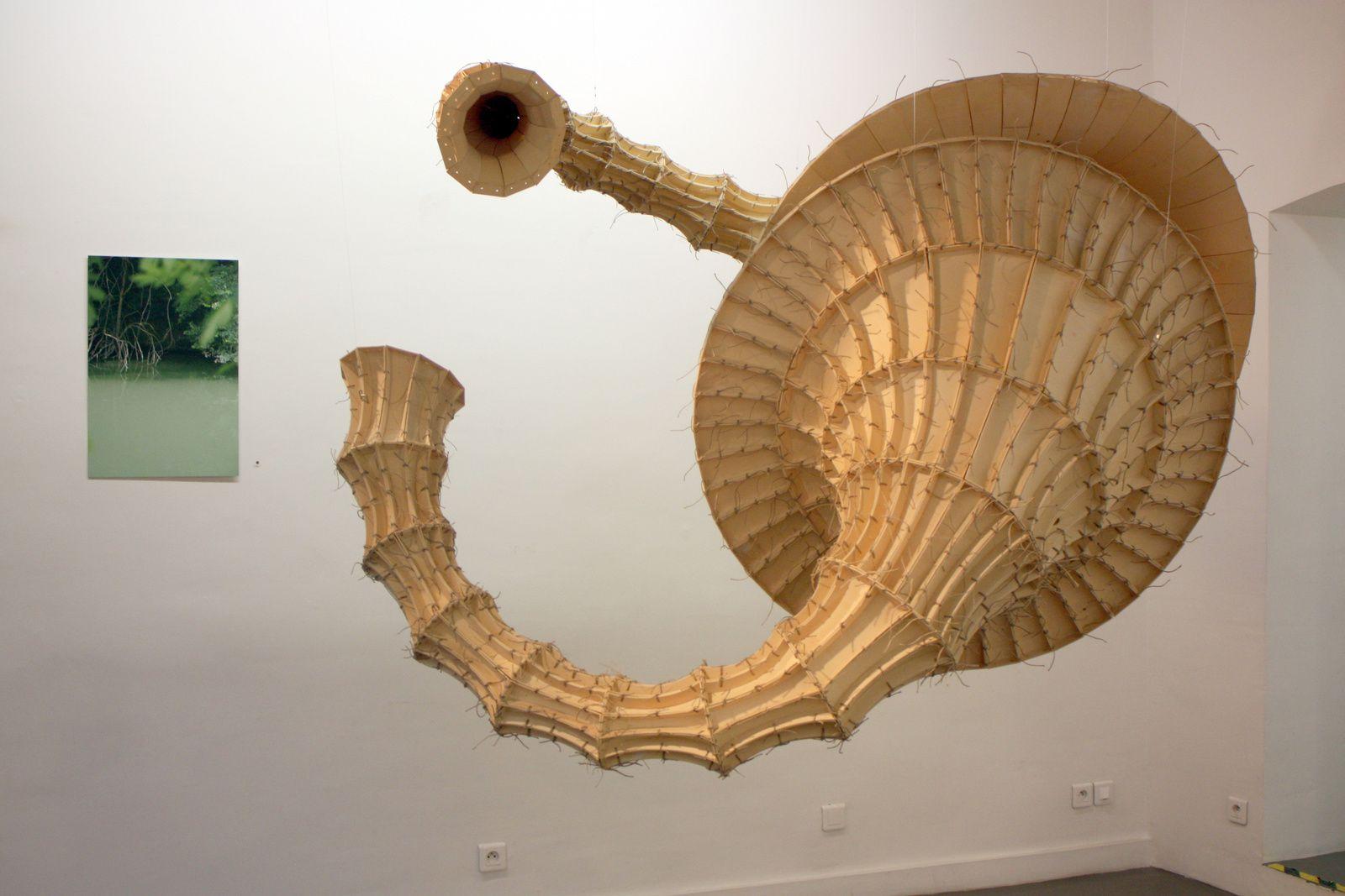 Moule vierge, 2013-2014 de Konrad LODER